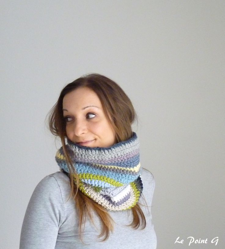 8 best Echarpe Snood & Mitaines / Sciarpe Scaldacollo e guanti ...