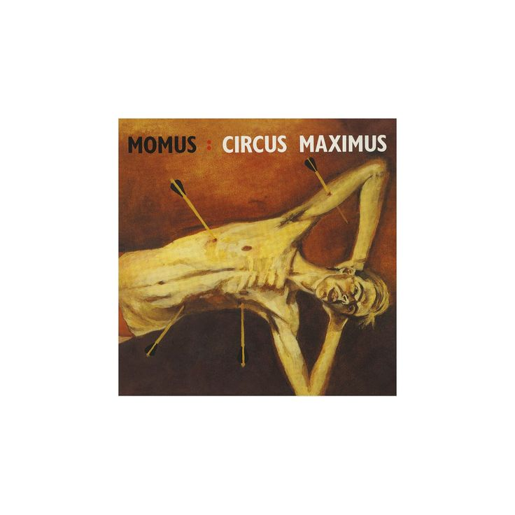 Momus - Circus maximus (CD)