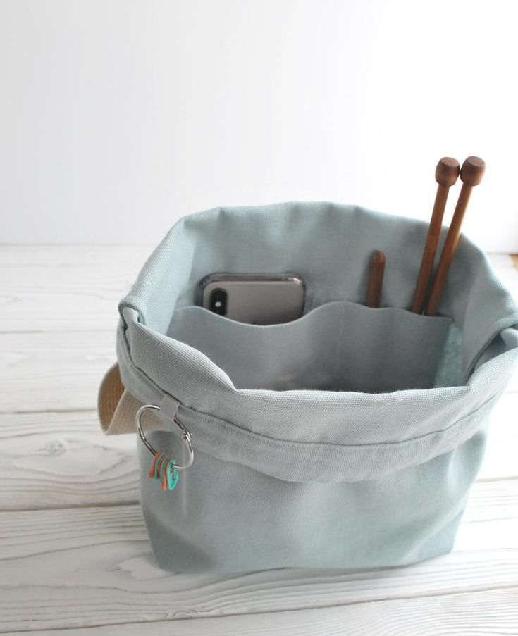 thirty one knitting bag
