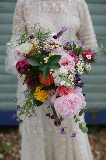 Image By Tarah Coonan - An Edwardian and Mexican inspired wedding at the Lobster Shack in Whitstable by Tarah Coonan Photography
