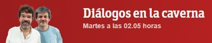 Diálogos en la caverna Víctor Bermúdez y Juan Antonio Negrete Fuente: rtve.es
