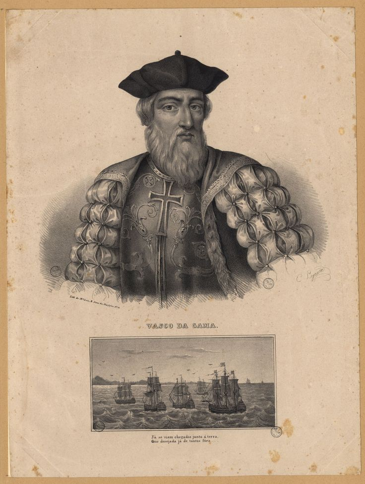 an introduction to the history of vasco da gama Vasco da gama 1460-1524 portuguese explorer in the last years of the fifteenth century, an explorer set off from the iberian peninsula, full of grand illusions and hoping to reach india by going where no european had ever gone before.