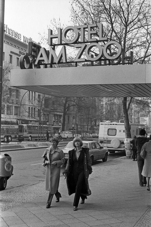 Vintage Berlin I ursquo m at the ulsquo Am Zoo ursquo says Michael Caine in one of the Harry Palmer movies The Hotel Am Zoo and Kempinski were the big hotels