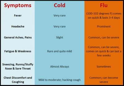 Is it the FLU?  SYMPTOMS CHEAT SHEET  The Center for Disease Control is concerned that the early onset may mean a rough flu season in 2013.  Know your symptoms!
