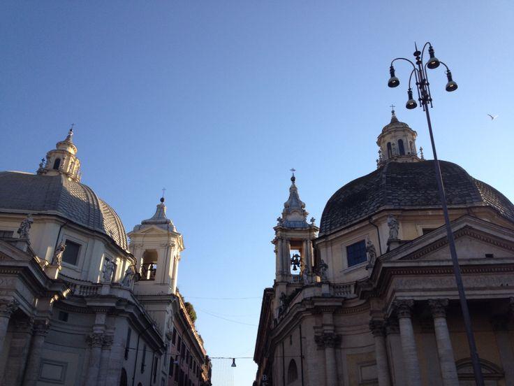Twin Duomos