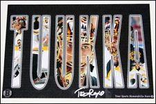 Tuukka Rask Boston Bruins Autographed 12x18 TUUKKA