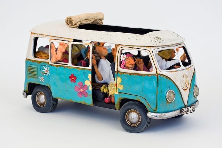 They hit the road following their karma direction Nepal.