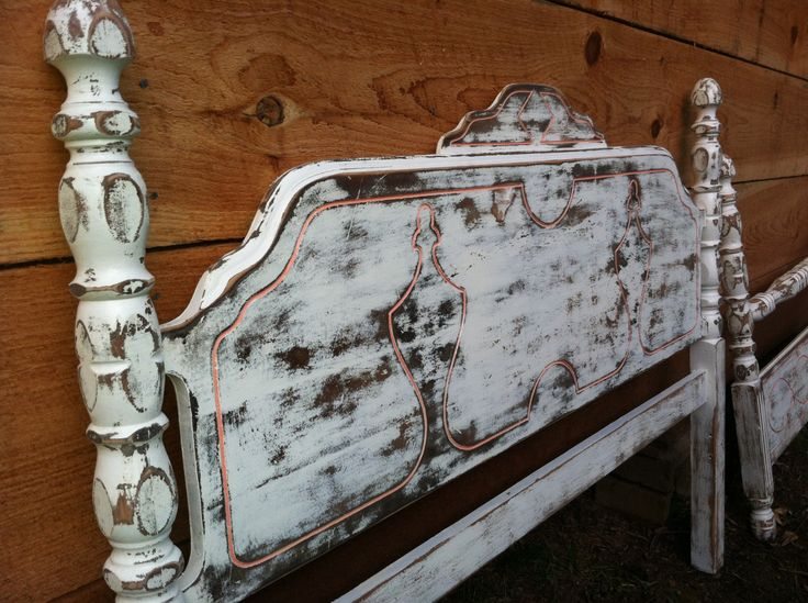 shabby chic bed frame the selling indian pinterest