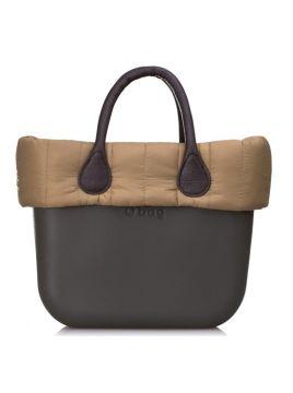 o bag mini piumino SABBIA2