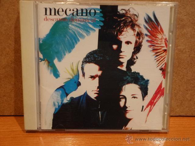 Pieza de coleccionista !!! MECANO. DESCANSO DOMINICAL. EDICIÓN EN JAPONÉS. MUY RARO. CD / ARIOLA - 1990. CALIDAD LUJO.