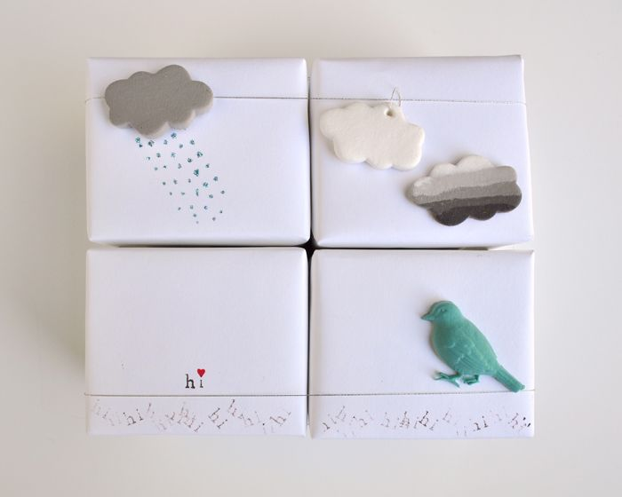 Cloud Packages by Curly Birds