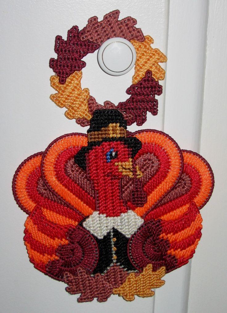 67 best Door Knob Pillows images on Pinterest | Canvas door hanger ...