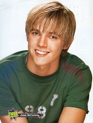 In 2005 a lot of the guys in my class had the shaggy hair do like Jesse McCartney (Tiger Beat).