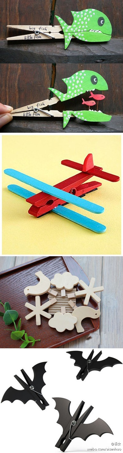 how to use clothes pegs :)