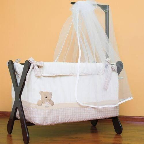 mini cuna para bebe bambineto moises portatil pony caballito