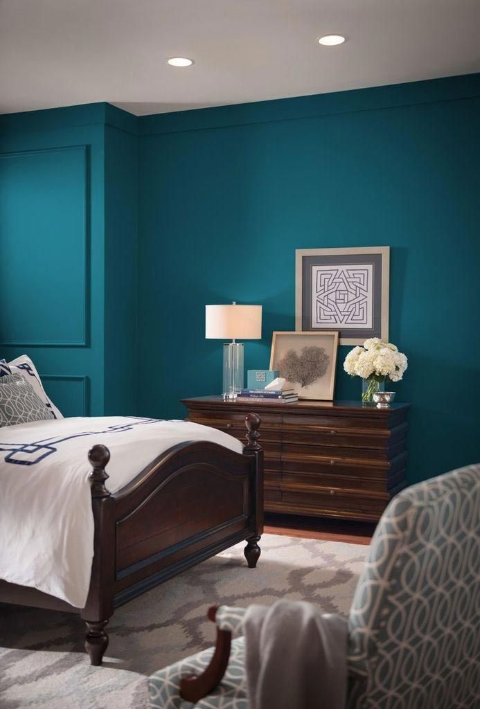 Sherwin Williams S 2018 Color Of The Year Is Here Top 10 Interiors In Oceanside Bedrooms Bedroom Paint Colors Blue Painted Walls