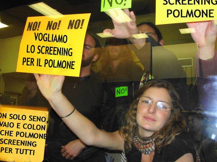 Screening per il cancro al seno, screening per il colon retto, screening per l'ovaio...  Dunque in Italia c'è prevenzione! O no?