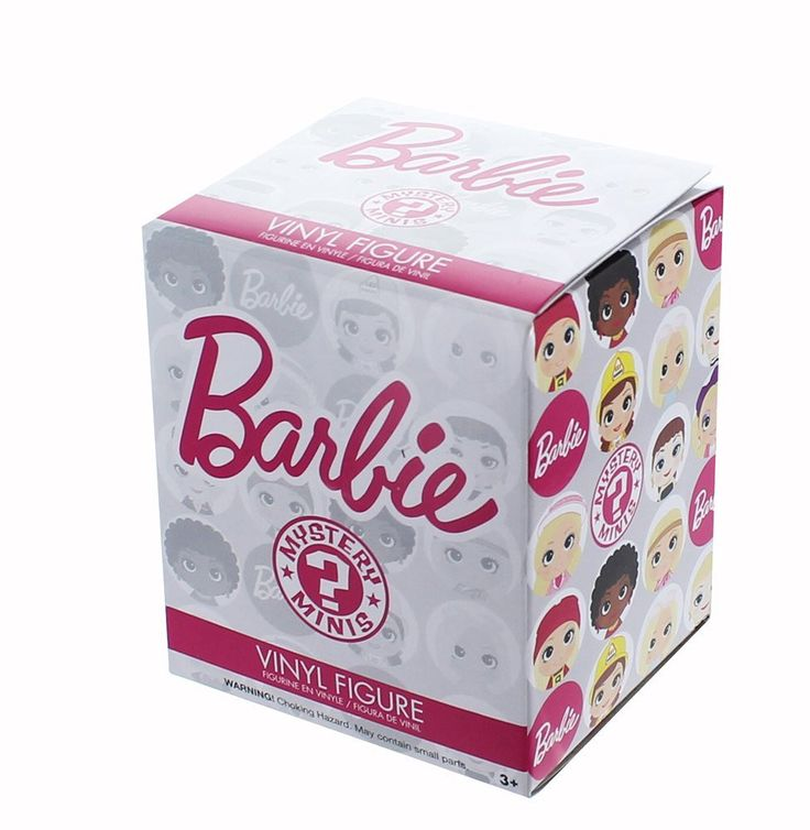 So Awesome.  Check out Funko Mystery Mini: Barbie - One Mystery Figure Action Figure  #pretendtimetoys_store #hottoys