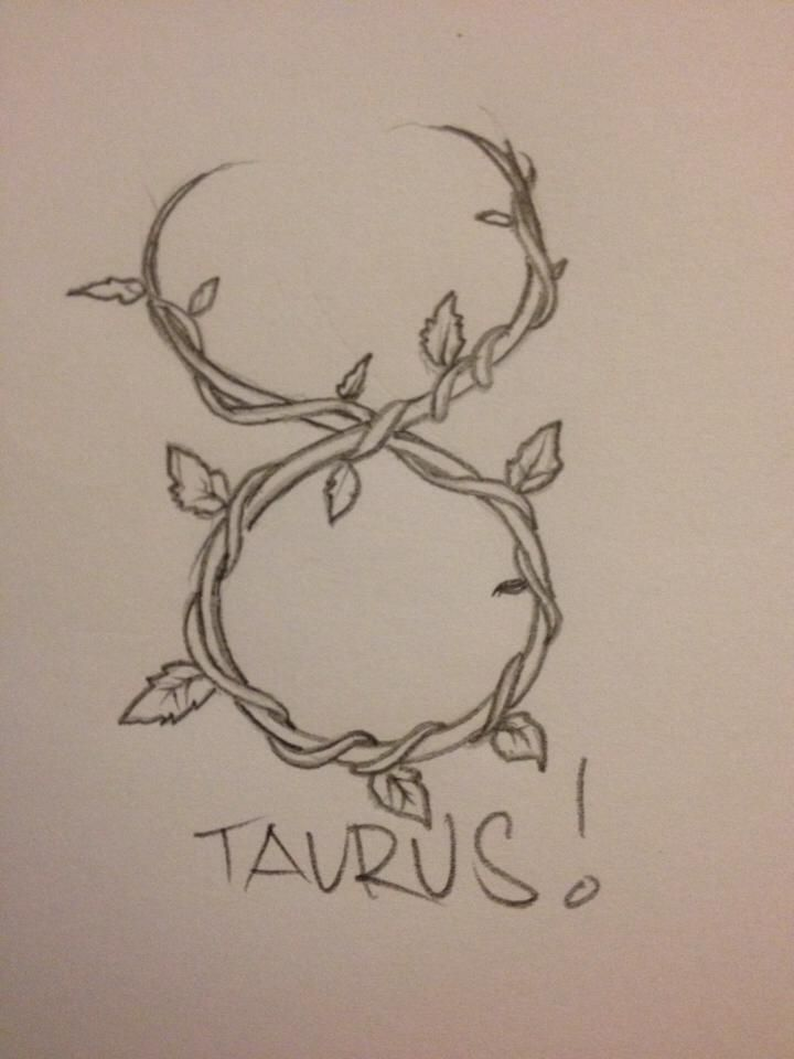 Taurus By Misterbandit On Deviantart Taurus Tattoos Zodiac