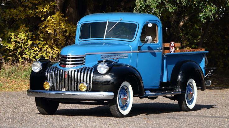 1941 Chevrolet Model AK 1/2 Ton Pickup - 1