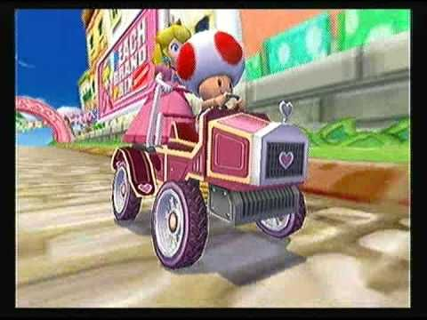 Mario Kart Love Song Music Video...Ive realized that no matter what...this song will make you smile...its a total gamer love song.