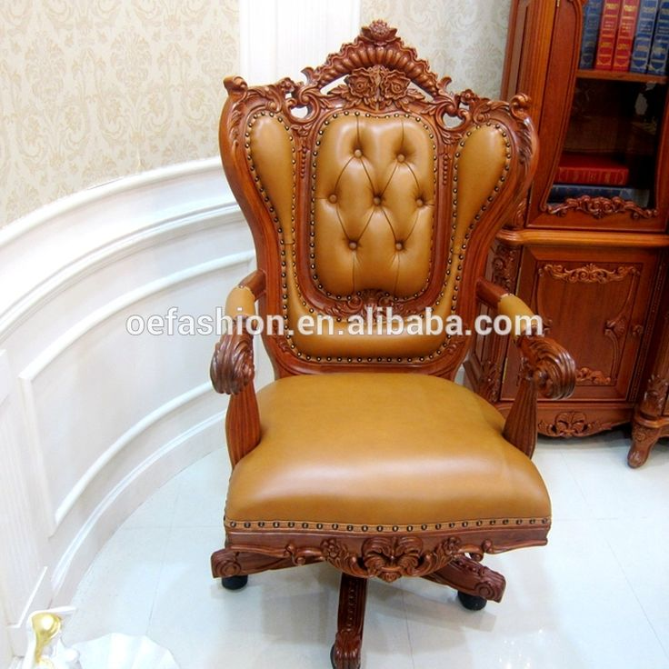 Oe-fashion Luxury Wood Carving Office Executive Furniture Chair From China - Buy Chair Office,Office Furniture China,Furniture Office Product on Alibaba.com
