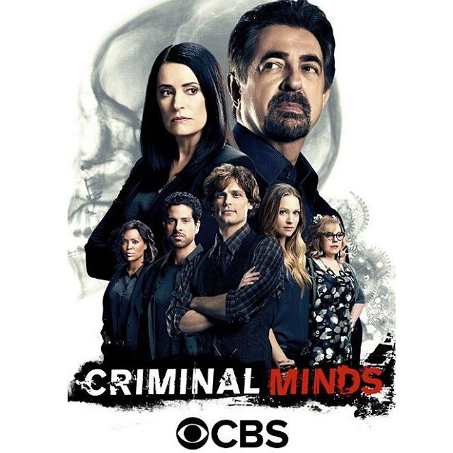 "New ""Criminal Minds"" Poster with Paget Brewster added."