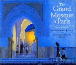 The Grand Mosque of Paris: A Story of How Muslims Rescued Jews During the Holocaust by Karen Gray Ruelle and Deborah Durland SeSaix. Despite it's large format, Due to content and length, this is a book for older elementary students- roughly grades 3 and up. My 6th grade son enjoyed it.