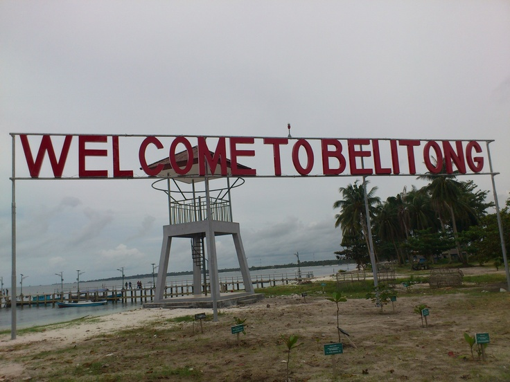 Welcome to Belitung
