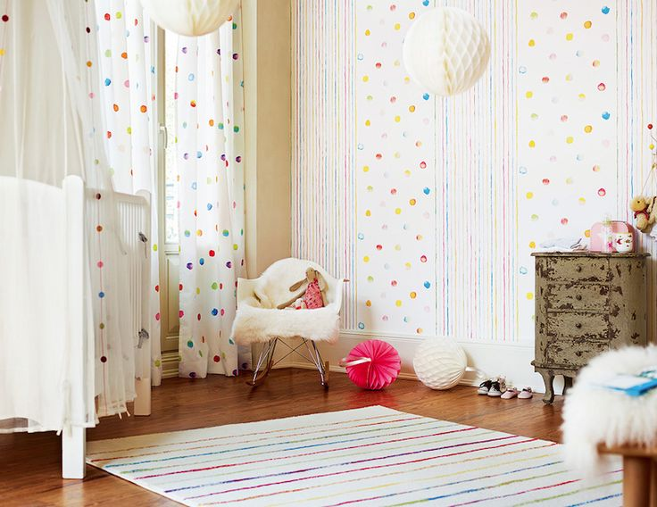 eurowalls Esprit Kids 3 - Nursery Wallpaper