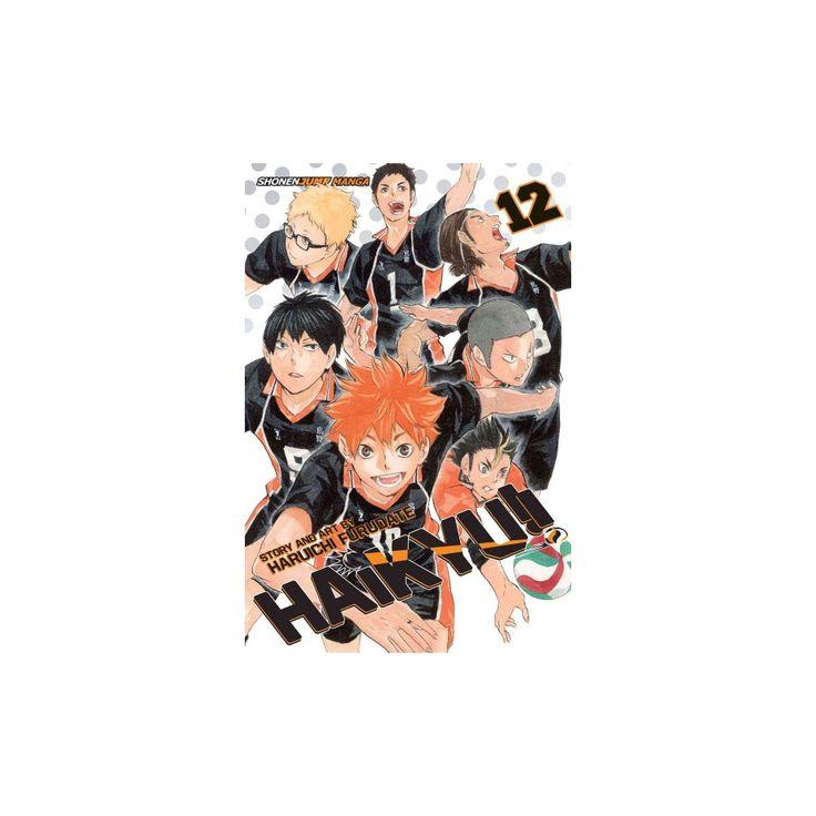 Haikyu!! 12 (Paperback) (Haruichi Furudate)