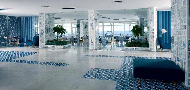 Hotel Parco dei Principi - Sorrento Progetto di Gio Ponti 1959-1960