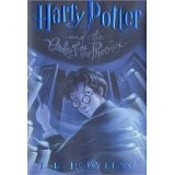 Harry Potter and the Order of the Phoenix (Book 5) (Hardcover)By J. K. Rowling
