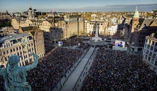 Dzień Pamięci Poległych coraz bardziej holenderski #popolsku