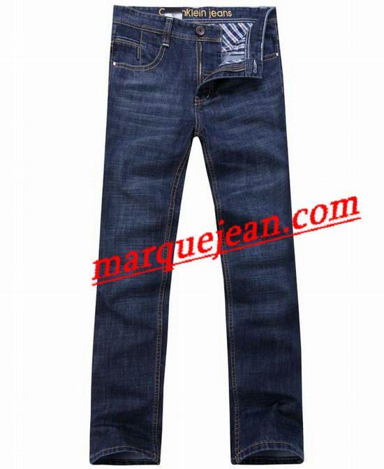 Vendre Jeans Calvin Klein Homme H0011 Pas Cher En Ligne.