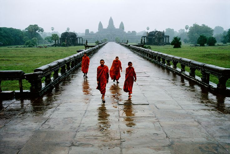 The Temples of Angkor | Steve McCurry