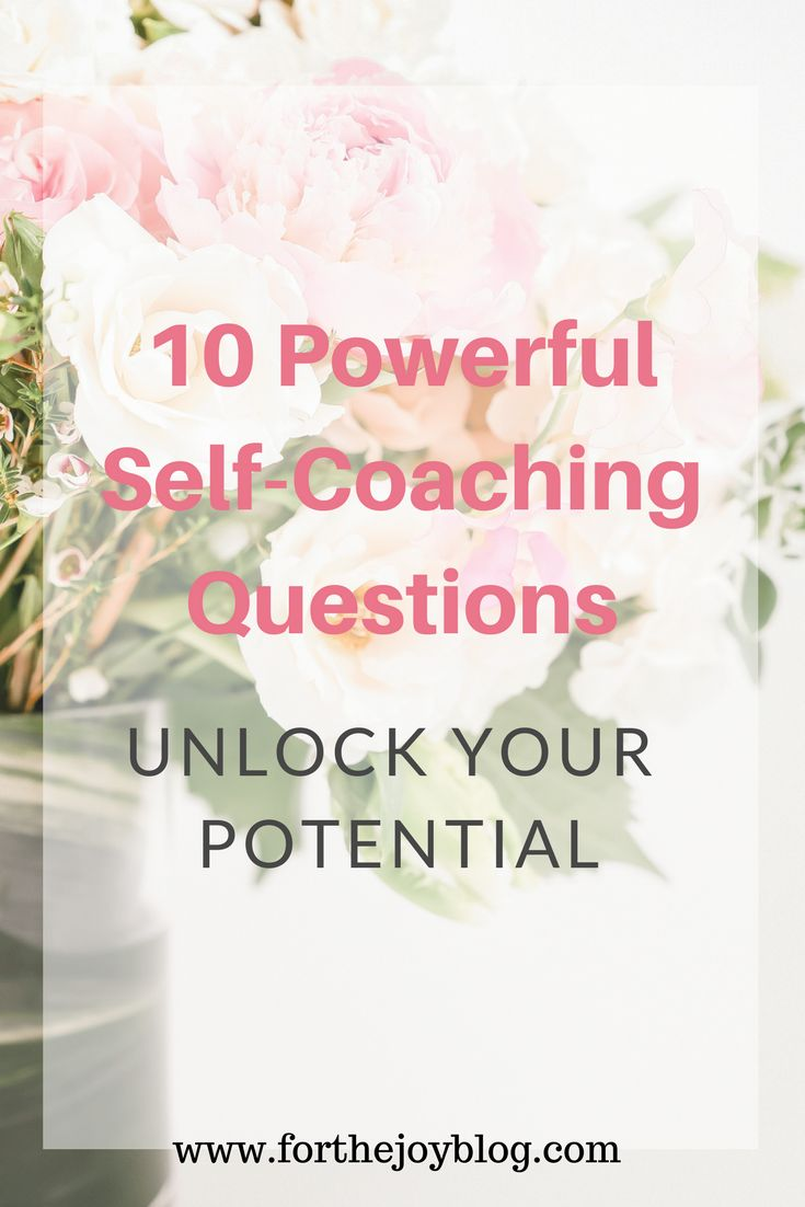 Unlock your potential as a creative entrepreneur by using these self coaching qu…