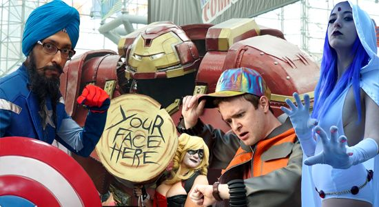 PHOTOS: The Best, Weirdest And Wildest Cosplay From NYCC - http://www.pixable.com/article/new-york-comic-con-2015-cosplay-photos-94057/?tracksrc=PIEMBAC20P