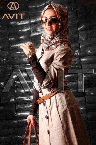 Avit hijab fashion | Just Trendy Girls