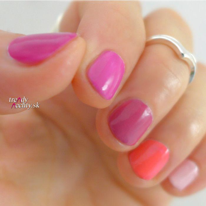 krátke nechty