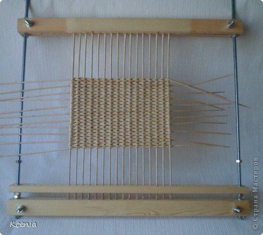 Forma -Материалы и инструменты Плетение Мои приспособления для плетения Дерево Металл фото 10