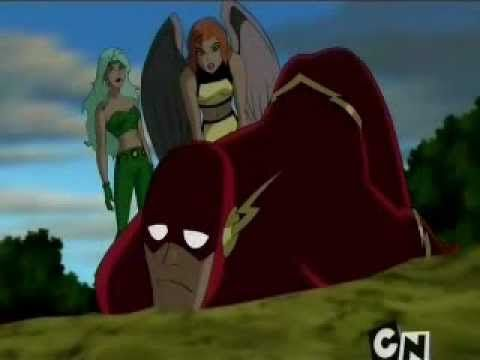 I Do not own this. It is taken from justice league animated series by DC and WB purely for entertainment and not for any commercial purpose.