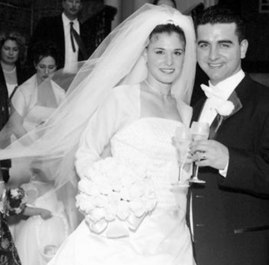 Buddy And Lisa Valastro On Their First Wedding Day They Would Later Renew Their Vows On A Cruise