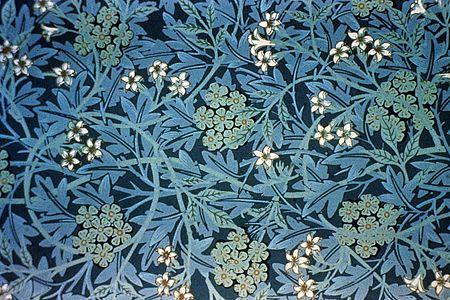 William Morris, meubelstofontwerp