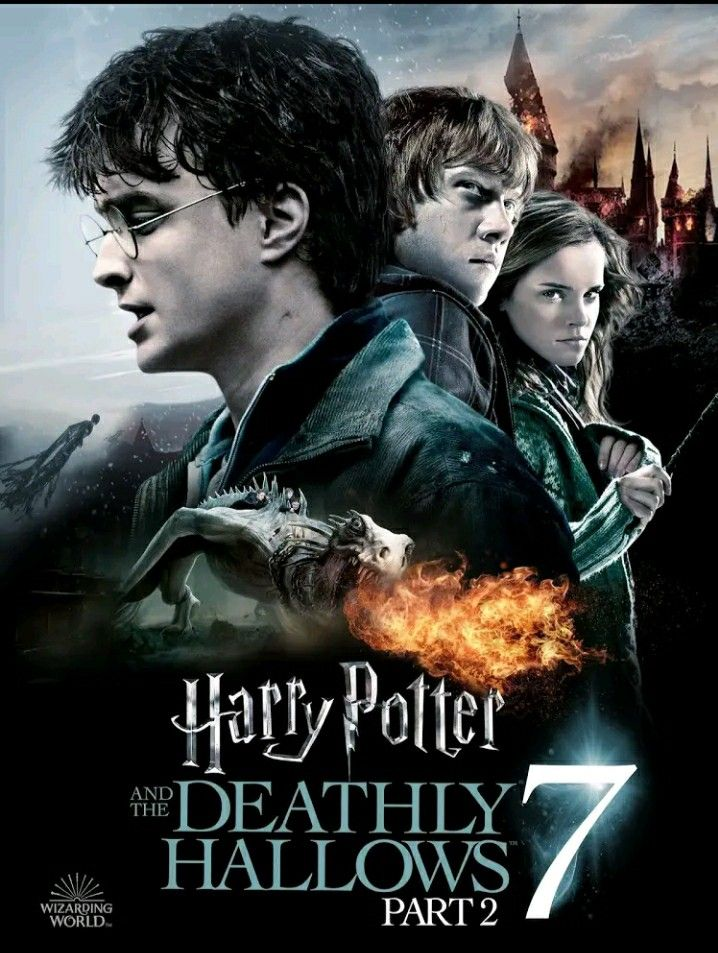 Pin By Arch Opsit On 01movies Harry Potter Deathly Hallows Part 2 Harry Potter Films