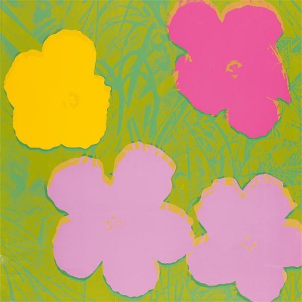 17 Best images about Les Fleurs on Pinterest   Warhol ...