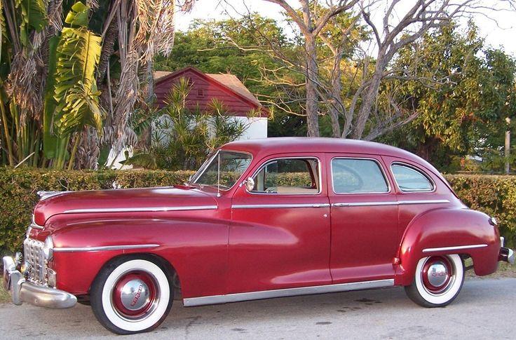 1946 Dodge Sedan.