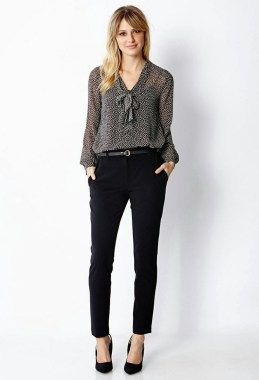 Simple And Perfect Interview Outfit Ideas (9)