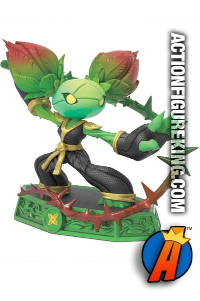 Skylanders Imaginators Master Boom Bloom gamepiece. Visit our website for a full line of Skylanders Imaginators figures and collectibles including pricing and availability.