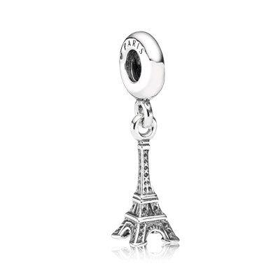 Eiffel Tower Pendant Charm
